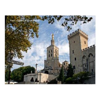 Carte Postale Palais de Pope´s, Avignon France, P…