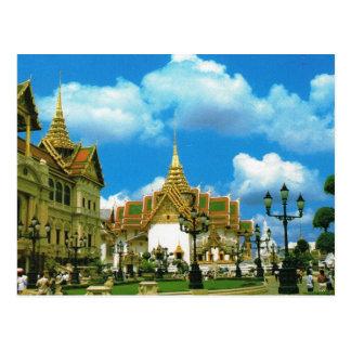Carte Postale Palais grand de la Thaïlande, Bangkok
