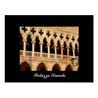 Carte Postale Palazzo Ducale