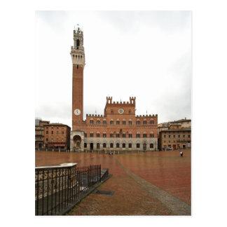 Carte Postale Palazzo Pubblico