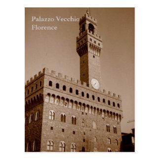 Carte Postale Palazzo Vecchio