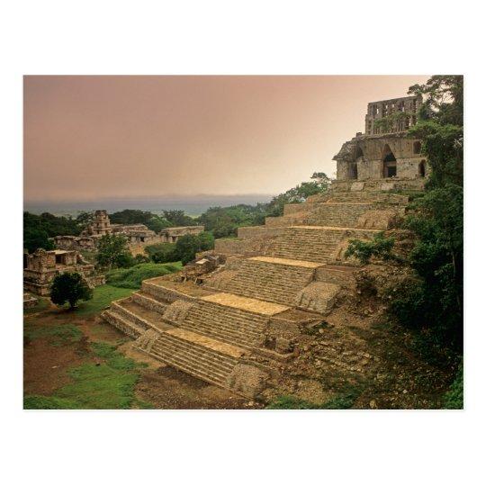 Carte Postale Palenque, Chiapas, Mexique, Maya   Zazzle.fr
