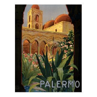 Carte Postale Palerme