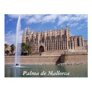 Carte Postale Palma de Majorque