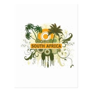 Carte Postale Palmier Afrique du Sud