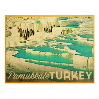Carte Postale Pamukkale Turquie
