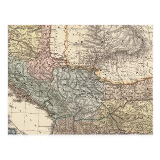 Carte Postale Pannonia, Illyricum, Dacia, Moesia