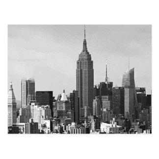 Carte Postale Panorama de New York City