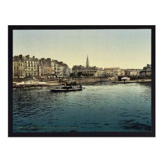 Carte Postale Panorama et bourse de La Gloirette (c.-à-d., Glori