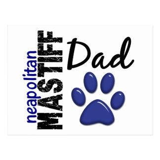 Carte Postale Papa napolitain 2 de mastiff