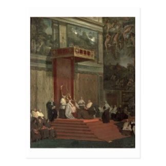 Carte Postale Pape Pius VII (Luigi Barnaba Chiaramonti) (1742-18