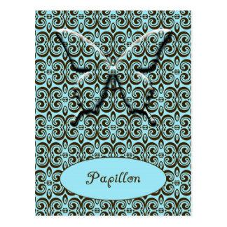 Carte Postale Papillon - papillon