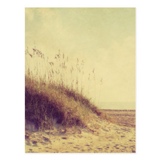 Carte Postale Par les dunes