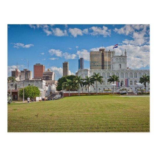 Carte Postale Paraguay - Asunción - Downtown