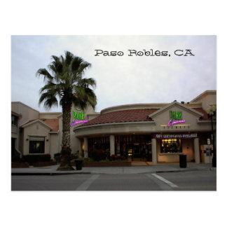 Carte postale, Parc-Cinémas, Paso Robles, CA