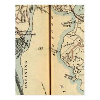 Carte Postale Parc de Harmon, New York
