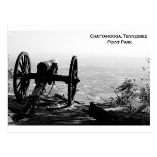CARTE POSTALE PARC DE POINT - CHATTANOOGA, TENNESSEE