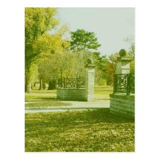 Carte Postale Parc de verger de tour : St Louis, MOIS