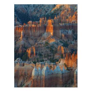 Carte Postale Parc national 2 de canyon de Bryce