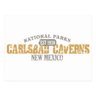 Carte Postale Parc national de cavernes de Carlsbad