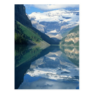 Carte Postale Parc national de Lake Louise, Banff, Alberta,