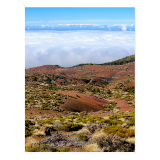Carte Postale Parc national de Teide
