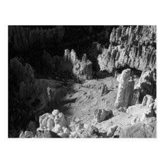 Carte Postale Parc national I de canyon de Bryce