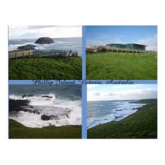 Carte Postale Parc naturel d'île de Phillip