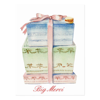 Carte Postale Paris Cadeaux