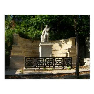 Carte Postale Paris - cimeti�re du P�re-Lachaise -