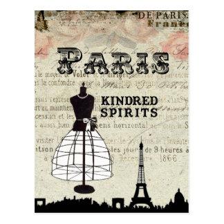 Carte Postale Paris et I