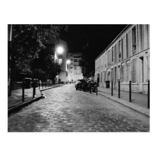 Carte Postale Paris la nuit