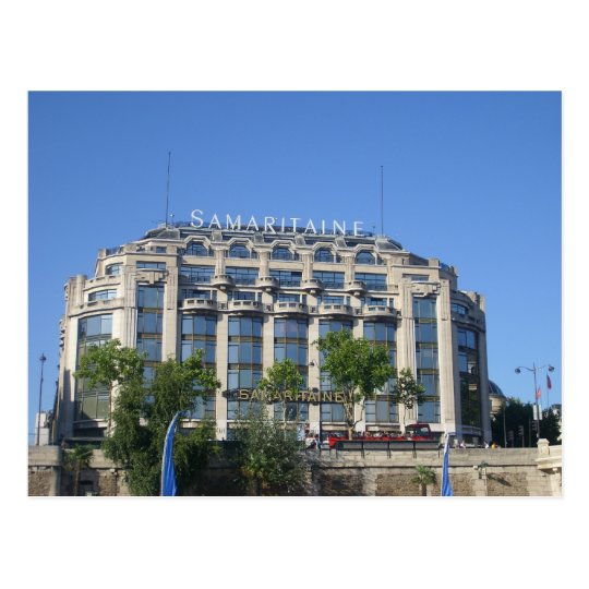 Carte Postale Paris - La Samaritaine -