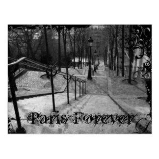 Carte Postale Paris - Montmartre