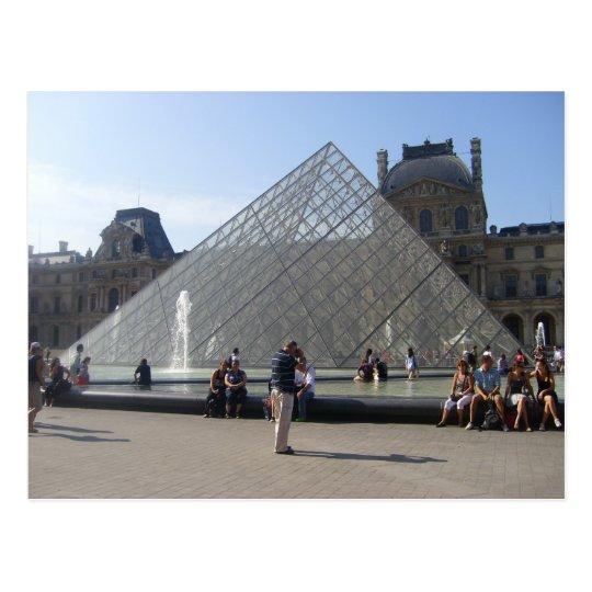 Carte Postale Paris - mus�e du Louvre -