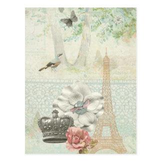 Carte Postale Paris un impressionisme de La