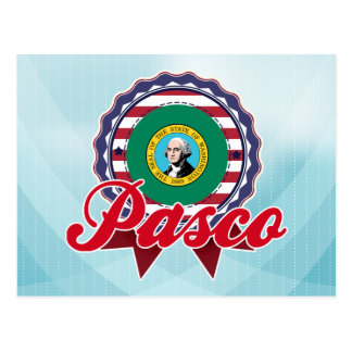 Carte Postale Pasco, WA