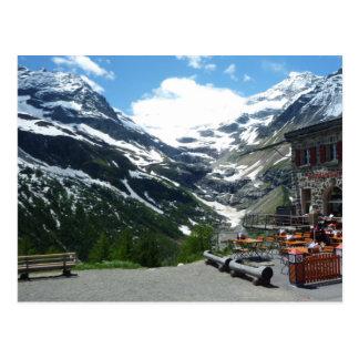Carte Postale Passage de Bernina