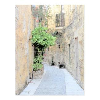 Carte Postale Passage maltais