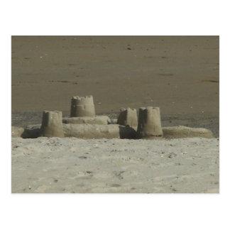 Carte Postale Pâté de sable