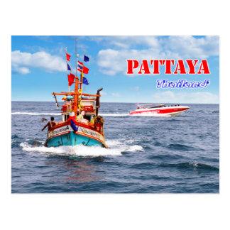Carte Postale Pattaya - la Thaïlande