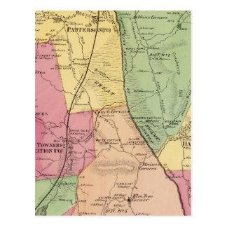 Carte Postale Patterson, ville