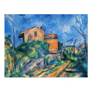 Carte Postale Paul Cezanne - Maison Maria