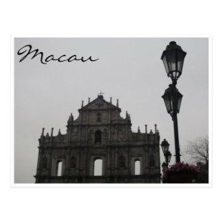 Carte Postale pauls de St gris