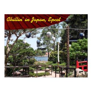 Carte Postale Pavillon du Japon dans l'étalage du monde, Orlando