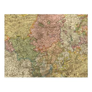 Carte Postale Pays néerlandais ou bas