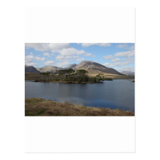 Carte Postale Paysage de Connemara