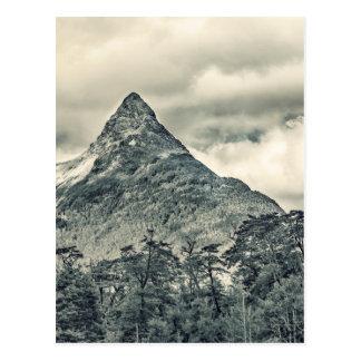 Carte Postale Paysage de forêt de Patagonia, Aysen, Chili