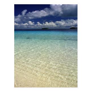 Carte Postale Paysage d'île, île de Vava'u, Tonga