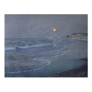 Carte Postale Paysage marin, c.1892-93